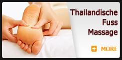 Thailandische Fuss masage